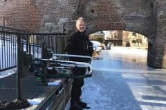 Schaatsen FluisterschippersRoute Februari 2021