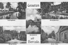AnsichtkaartMetBerkel