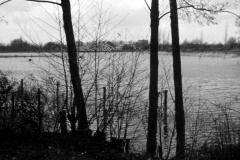 BerkelSpoorbrugOverstroming1960