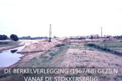 Berkel Kanaliseren 1967-1968