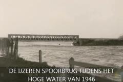 Berkel Spoorbrug 1946