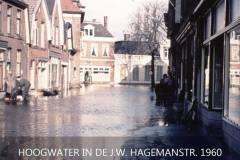 Overstroming JWHagemanstraat 1960