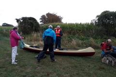 Start Fiets- en kanoverhuur ten Brinke, Rekken