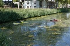 Finish bij de Houtwal in Zutphen