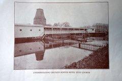 Berkelzwembad achter Hotel Stad Lochem 1930
