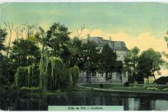 Berkeltak Watermolen, Villa De Pol, begin 20e eeuw