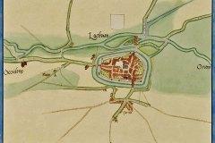 Kaartje van Lochem, Jacob van  Deventer