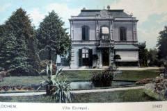 Villa Endepol aan de Berkel bij de Hoevenbrug (Stationsweg, nu Graaf Ottoweg)