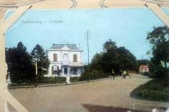 Villa Endepol aan de Berkel bij de Hoevenbrug, foto Hendri van Zuilekom