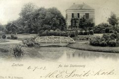 Villapark Stationsweg aan de Berkel, begin 20e eeuw