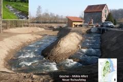 Gescher - Mühle Alfert neuer Fischaufstieg