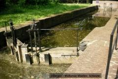 Eibergen - Mallumse Molen: Schleuse