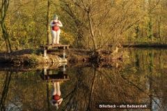 Billerbeck - alte Badeanstalt