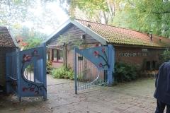 Bij Kruidenhof te Mallum, Foto Tonny Schulenberg