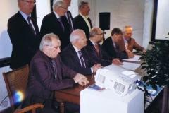 Fotowedstrijd-Südhoff G.-Berkelconferentie Billerbeck-ondertekening convenant