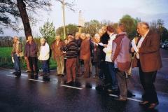 Fotowedstrijd-Südhoff G.-Berkelexcursie bij De Witte Wieven in Zwiep -Ver. Vrienden 3e Berkelcompagnie