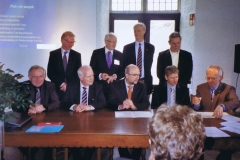 Fotowedstrijd-Südhoff G.-Berkelconferentie Billerbeck-ondertekening convenant (2)