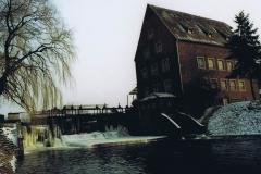 Fotowedstrijd-Werner Lepping-Berkel Stadtlohn met Alte Mühlenbrücke (3)