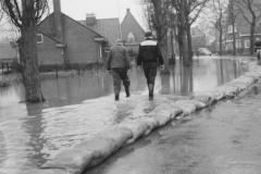 Overstroming Borculo 1960