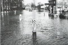 Overstroming Eibergen 1960: GarageGroters.