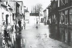 Overstroming Eibergen 1960: Hagemanstraat