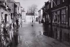 Overstroming Eibergen, foto van Hans Hammer