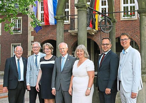 Zuschuss Interreg verleiht für Berkeln 2018-2020