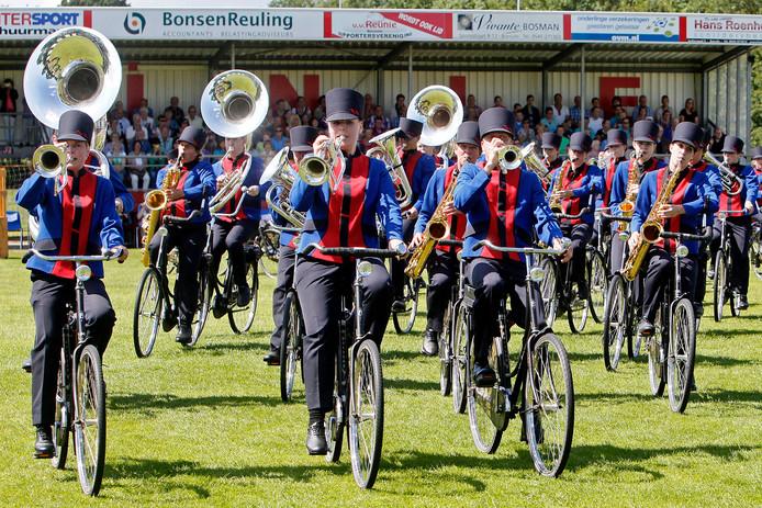 Doek valt voor Stichting Cultuur Sport en Spel: initiator 3e Berkelcompagnie