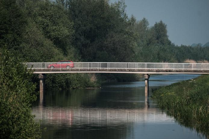 Tubantia: Twentekanaalwater houdt Berkel stromend