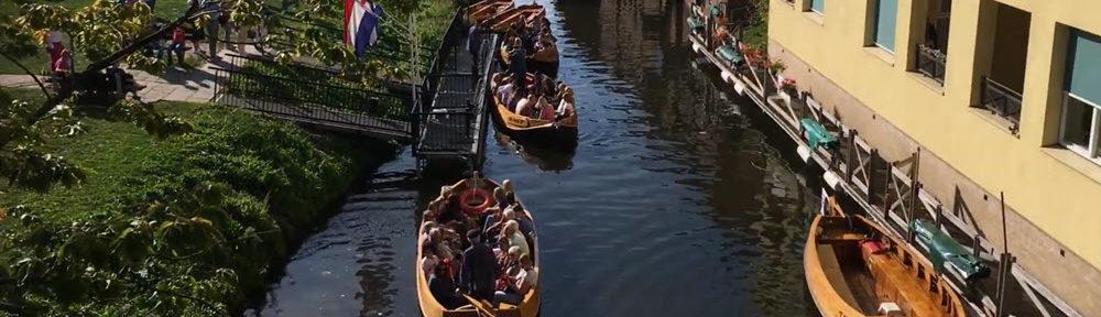Stentor: 'Nee' verkopen bij de fluisterboot in Zutphen