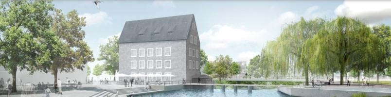 Projectpagina 'Die Berkel! Leben mit dem Fluss': Stadtlohn bijgewerkt