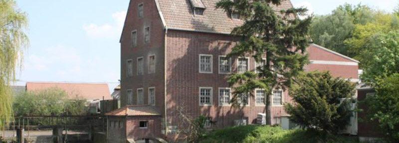 Präsentation Pläne Umbau Gebäude Berkelmühle Stadtlohn