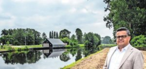 Stentor: Bouwplan Berkeloevers in Lochem brengt buurt in verzet