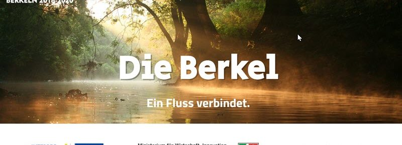 Website Berkeln 2018-2020 online