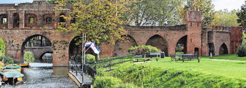 Stentor: Subsidie voor restauratie kloostermuur in Zutphen