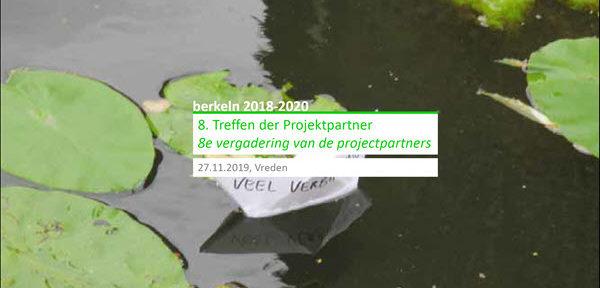 Projectpartner ontmoeting Berkeln 2018 – 2020