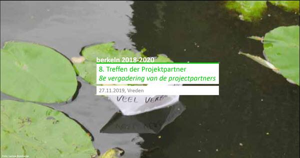 Projektpartner Treffen Berkeln 2018 – 2020