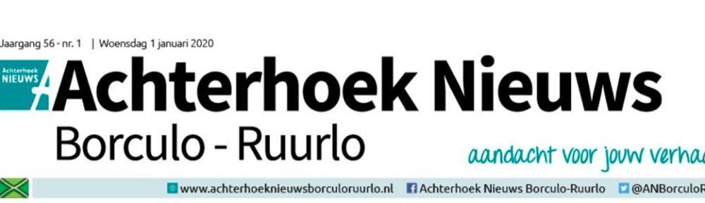 Achterhoek Nieuws: Wim Kootstra presenteert 8 januari de film de Berkel in Ruurlo