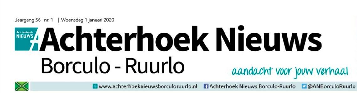 Achterhoek Nieuws: Wim Kootstra präsentiert 8. Januar der Film die Berkel in Ruurlo