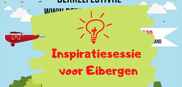 Berkelfestival Inspiratiesessie voor Eibergen