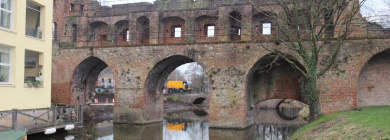 De Berkelpoort in Zutphen door de jaren heen