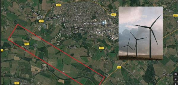 Nieuws Uit Berkelland: Windmolens langs de Berkel nog geen uitgemaakte zaak
