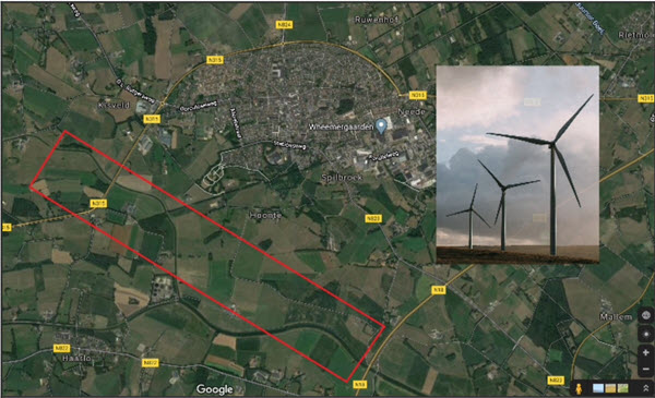 Nieuws Uit Berkelland: Windmühlen enlang der Berkel noch keine beschlossene Sache