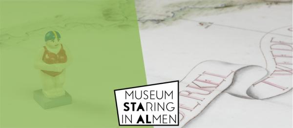 Berkel thema in museum Staal (Almen)