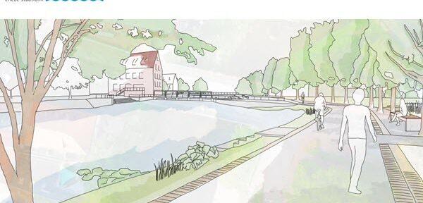 Nieuwe website voor de Berkel projecten in Stadtlohn