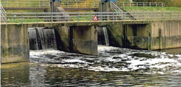 Tubantia: Stromerzeugung mit Wehr Mallem?