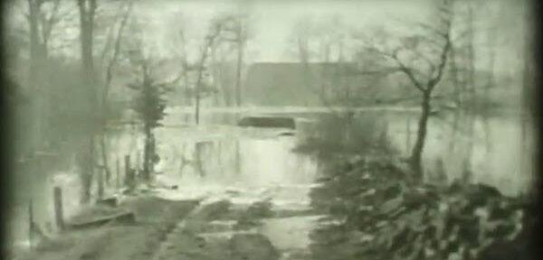 Video Überschwemmung Berkel 1947