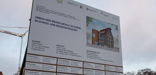 Ontwikkelingen Berkelmolen Stadtlohn