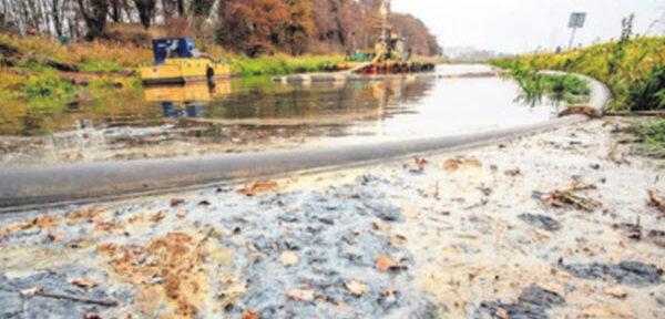 Kosten Friesland Campina Rohrbruch größtenteils für Wasserverband