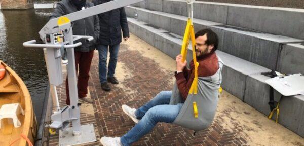 Fluisterboten in Zutphen ook toegankelijk voor minder validen